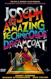 Cover Musical - Joseph And The Amazing Technicolor Raincoat [DVD]
